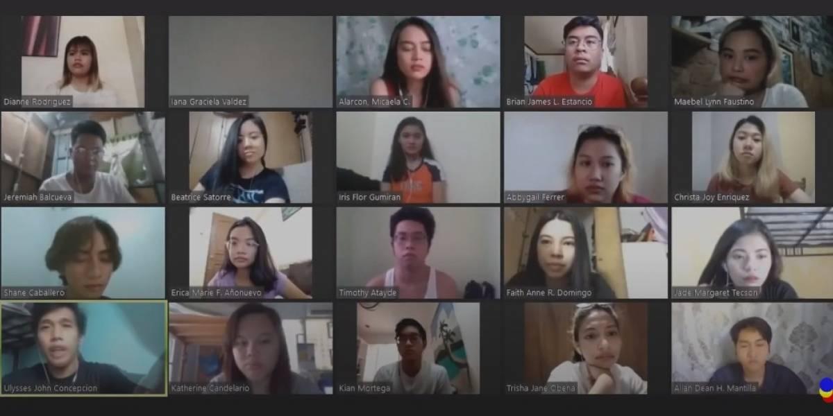 Curta filipino mostra dificuldades de alunos com aulas online durante pandemia
