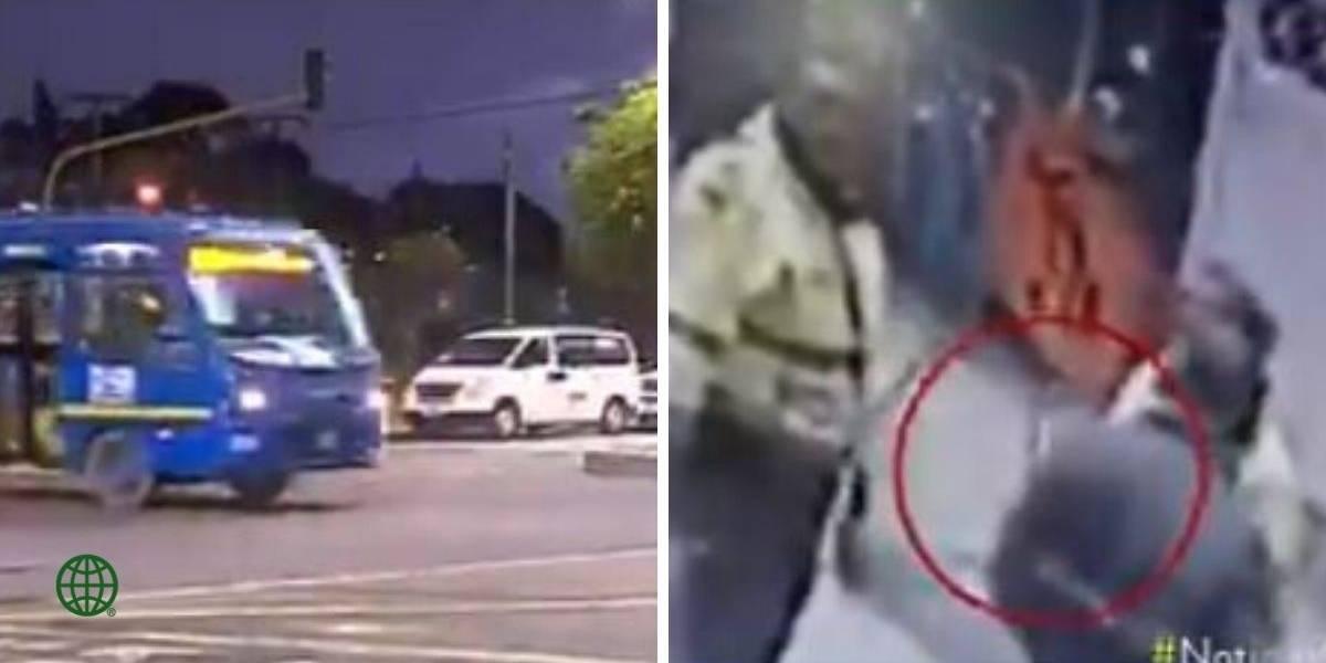 ¿Y la plata? Conductor de Sitp encontró bolsa con dinero la entregó a la Policía y ahora no aparece