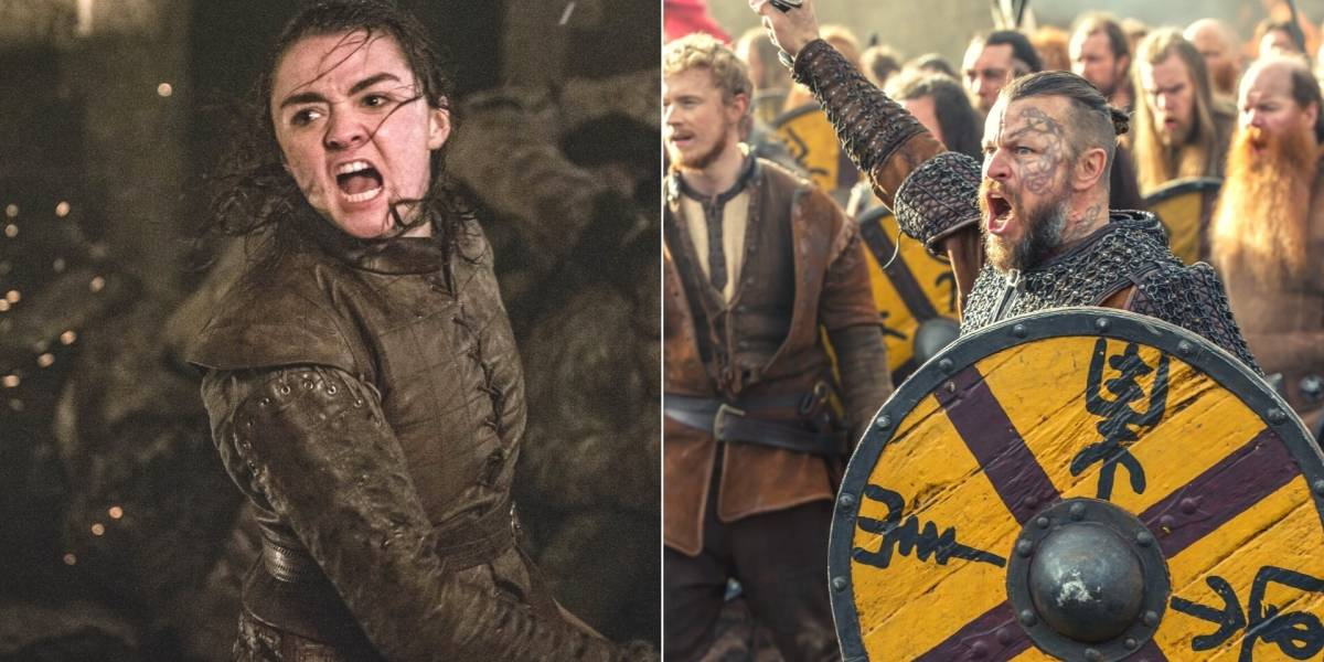 5 filmes da Netflix com batalhas épicas para recordar 'Vikings' e 'Game Of Thrones'