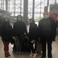 40 ecuatorianos retornan al país desde Moscú