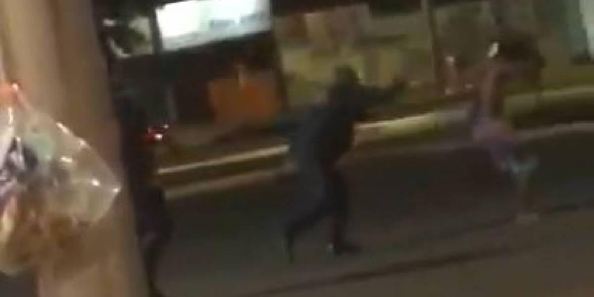 Policiais militares são flagrados agredindo homem no Distrito Federal; veja vídeo