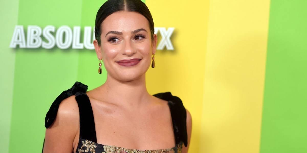 """""""Me hiciste un infierno en vida"""": el tremendo 'combo breaker' que recibió Lea Michele al tuitear sobre George Floyd"""
