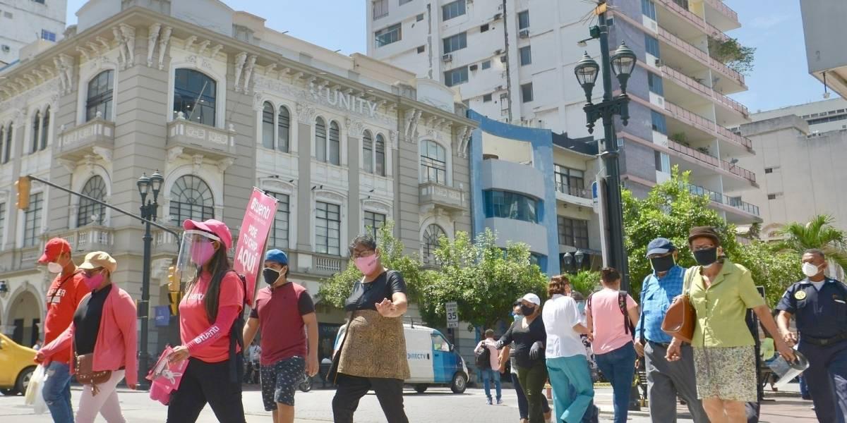 """""""Guayaquil está lista para pasar a verde"""", dice María Paula Romo"""