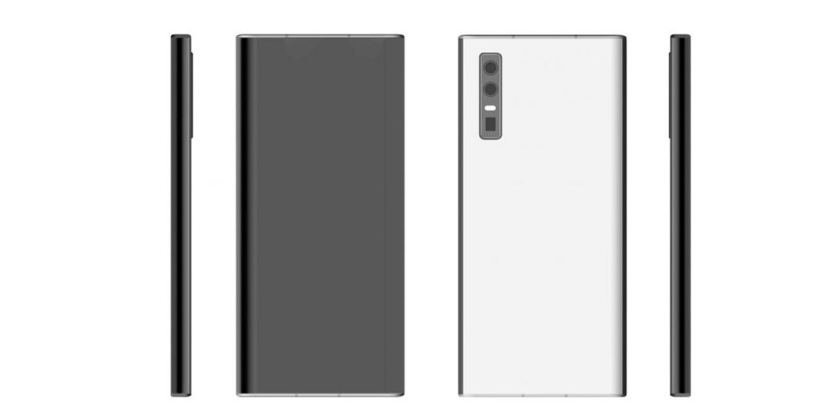 Huawei prepararía un teléfono inteligente con la cámara escondida bajo la pantalla