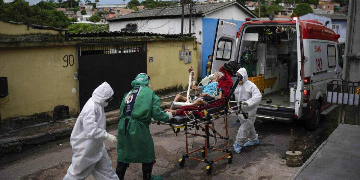 Para la OMS Latinoamérica pasa de ser el nuevo foco a zona roja de pandemia de coronavirus