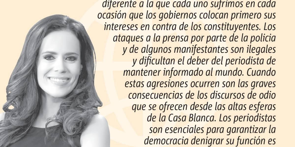 Opinión de Mariliana Torres: Denigrar la Libertad de Prensa