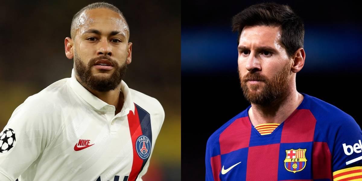 ¡No se quedaron callados! Messi y Neymar se pronunciaron por la muerte de George Floyd