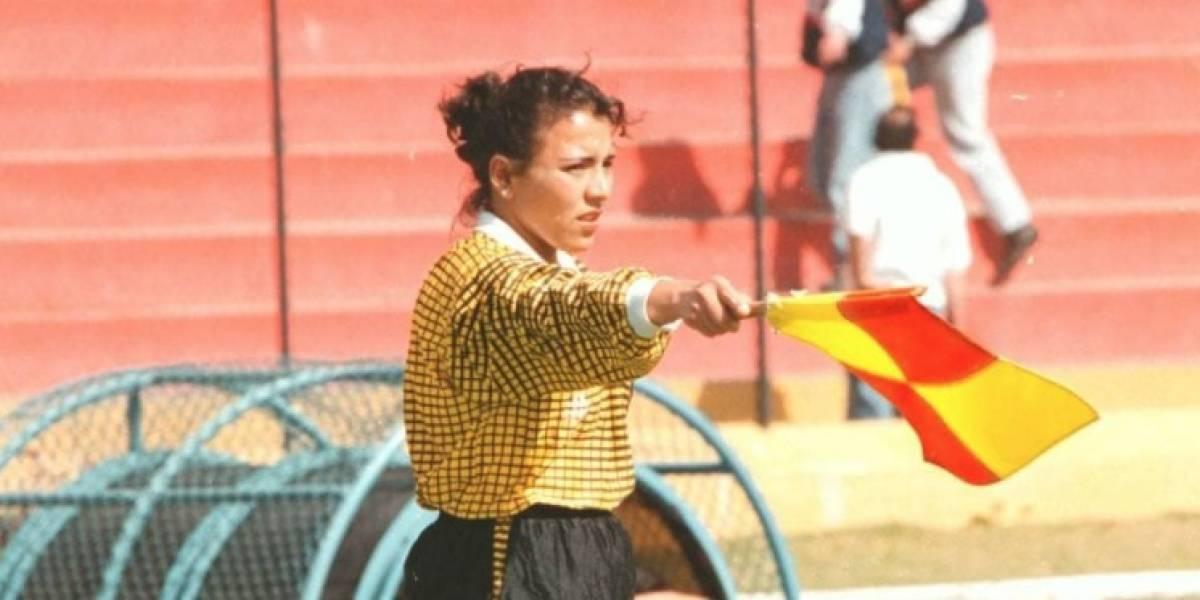 Muere Rosita Canales, primera mujer en el arbitraje nacional