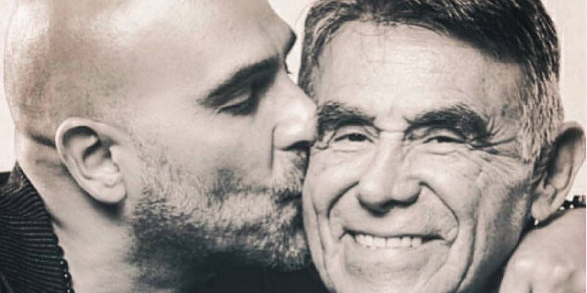 Héctor Suárez Gomis dedica carta a su padre Héctor Suárez, después de morir