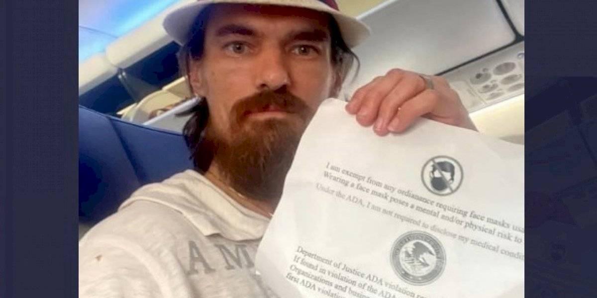 Turista llega a Puerto Rico sin usar mascarilla y no le hacen prueba del COVID-19