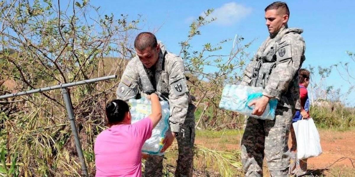 Guardia Nacional se prepara para la temporada de huracanes 2020