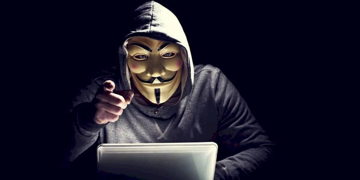 ¡Atención! Anonymous tumbó la página web de la Policía Nacional de Colombia