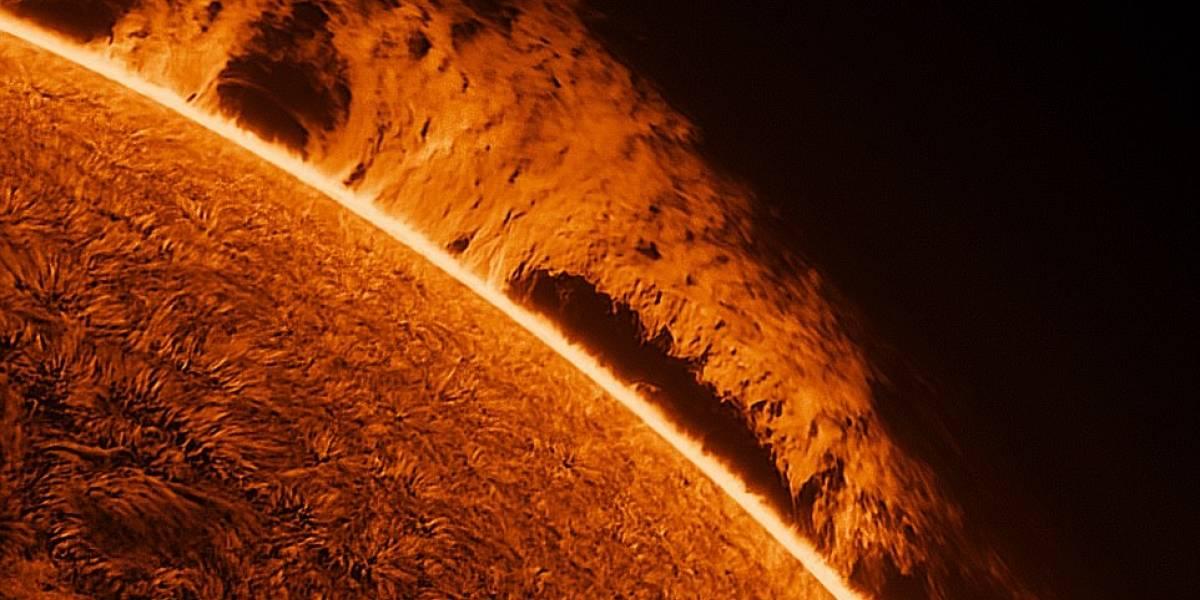 Sol: nuevas imágenes muestran cómo la superficie de la estrella está burbujeando