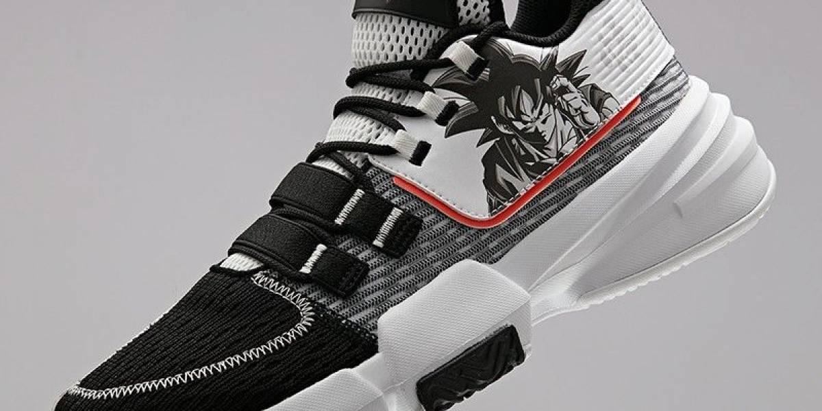 Dragon Ball: la marca de zapatillas Anta fabricará calzado con los personajes del animé