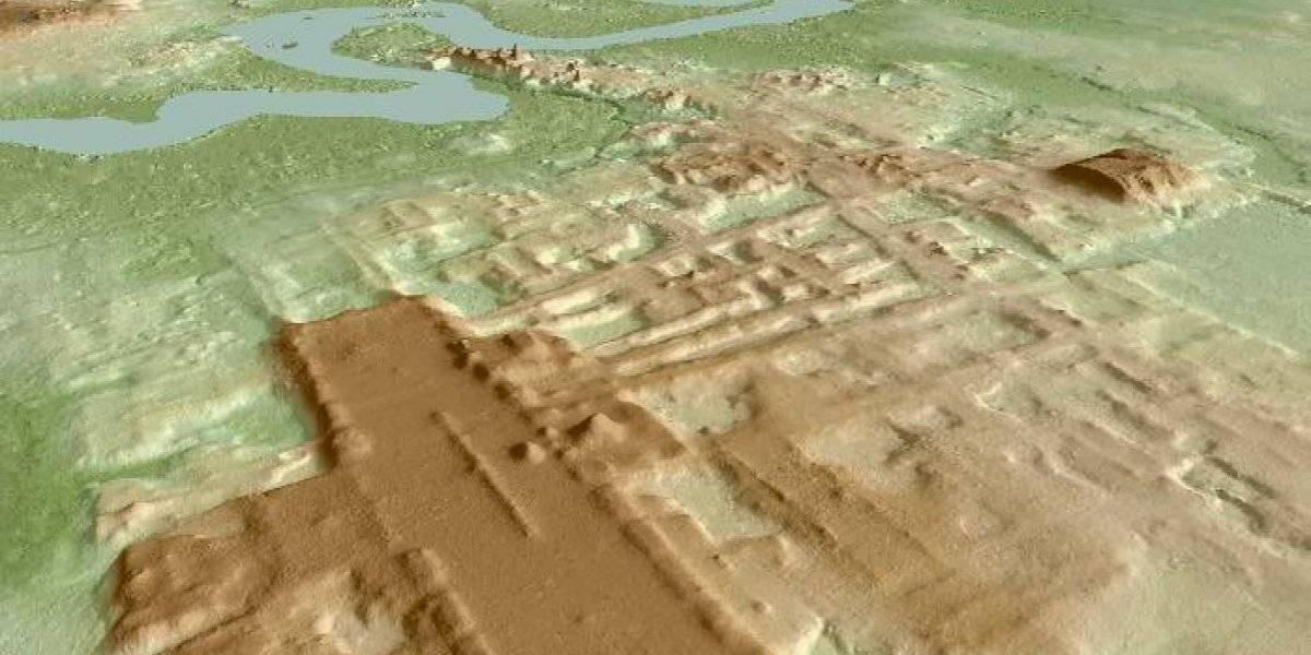 Arqueólogos descubren el monumento maya más antiguo hasta el momento