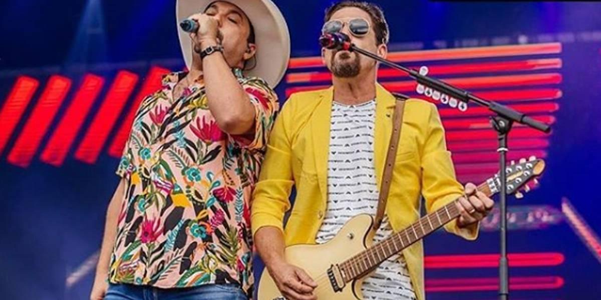 Música na Band Live exibe show da dupla Edson & Hudson