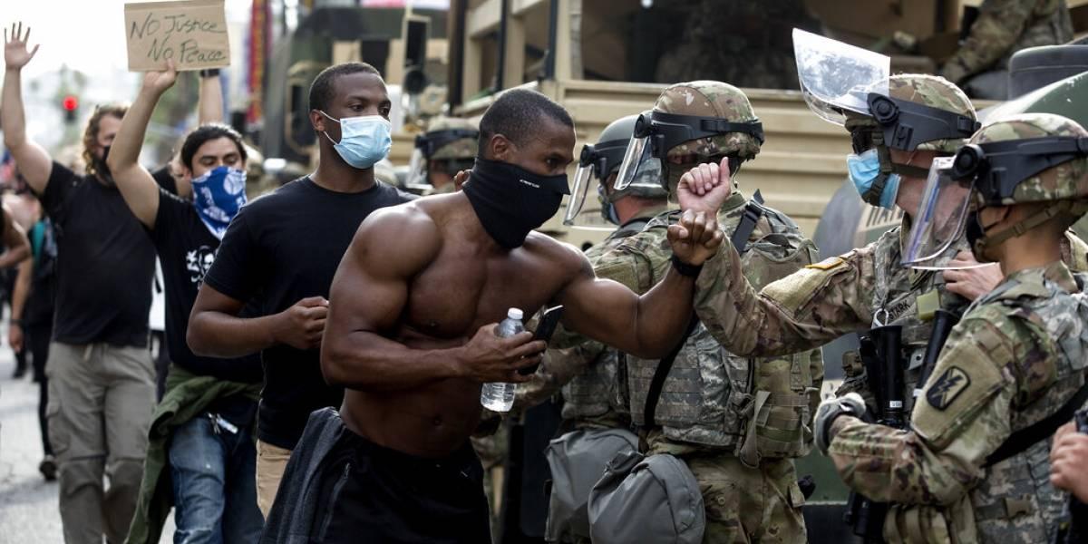 Estallido social en EEUU: baja la violencia pero siguen las manifestaciones