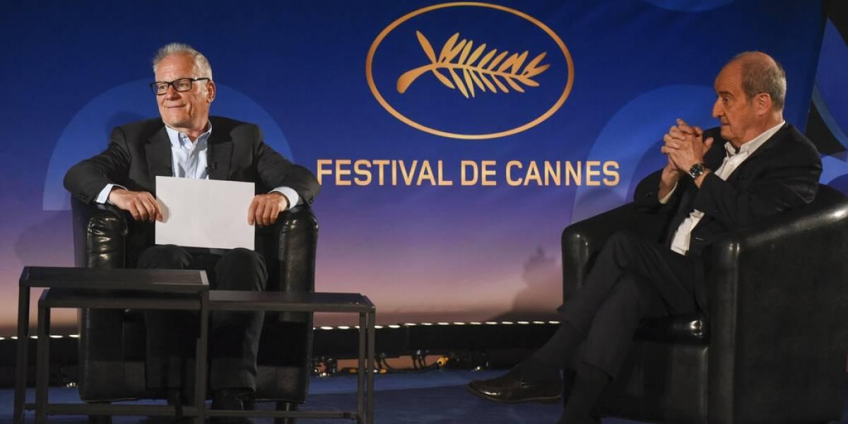 Cannes anuncia sus selecciones para el festival cancelado