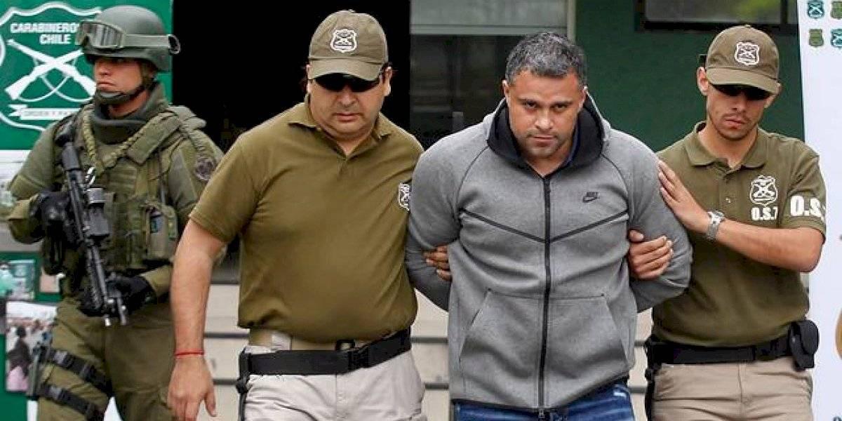 El chileno más peligroso del mundo: comenzó el juicio en Holanda contra Richard Riquelme Vega