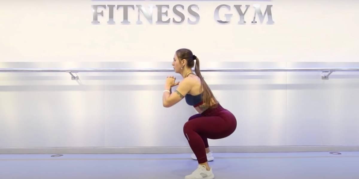 Bumbum durinho: rotina rápida de exercícios para tonificação muscular