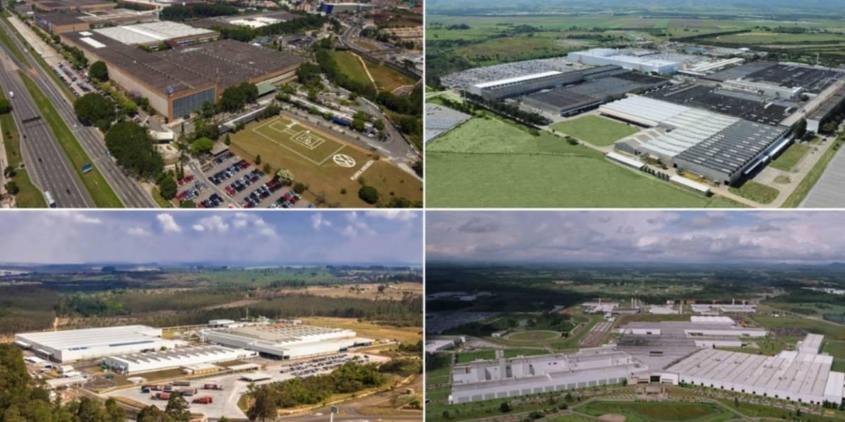 Volkswagen retoma produção em suas quatro fábricas no Brasil