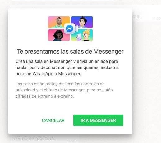 Así puedes hacer videollamadas de hasta 50 personas en WhatsApp