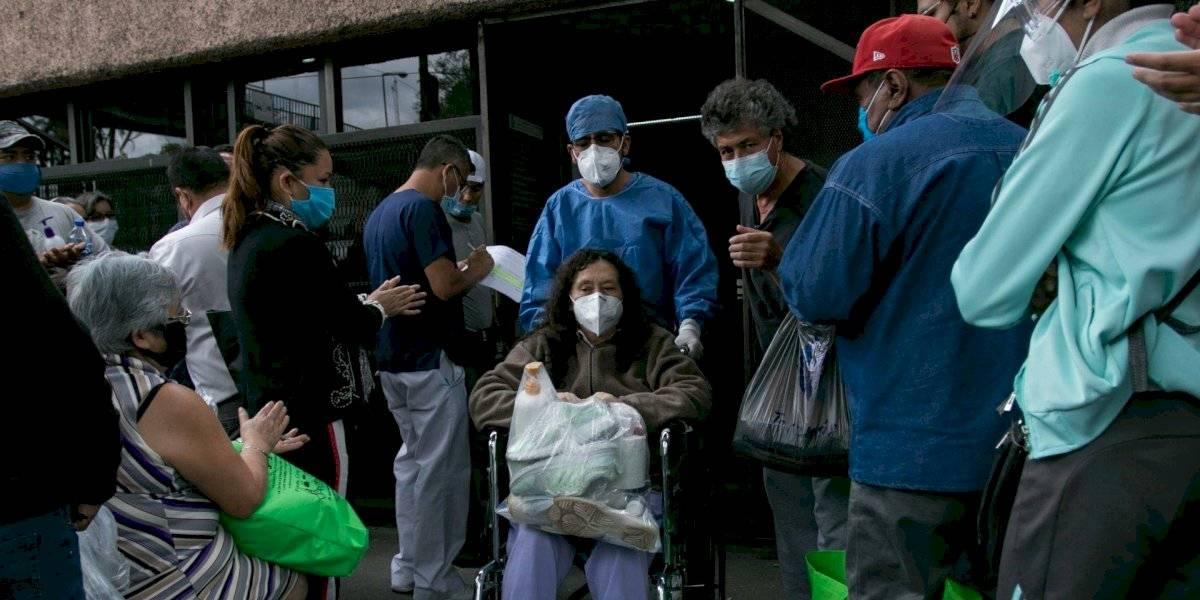 México supera los 100 mil casos de Covid-19 y registra 1,092 muertes en un día
