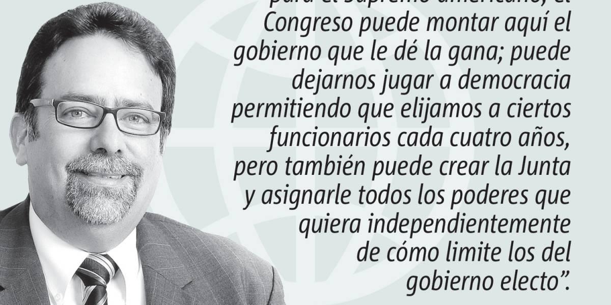 Opinión de Denis Márquez Lebrón: ¿Hasta cuándo?