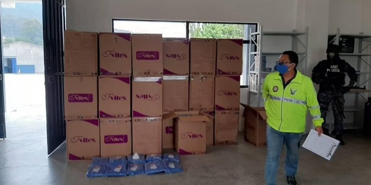 Allanan las instalaciones de la Empresa Metropolitana de Agua Potable en Quito