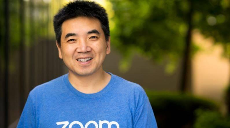 Eric Yuan, CEO de Zoom
