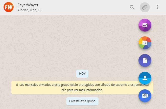 WhatsApp Web: Así puedes utilizar Messenger Rooms de hasta 50 personas