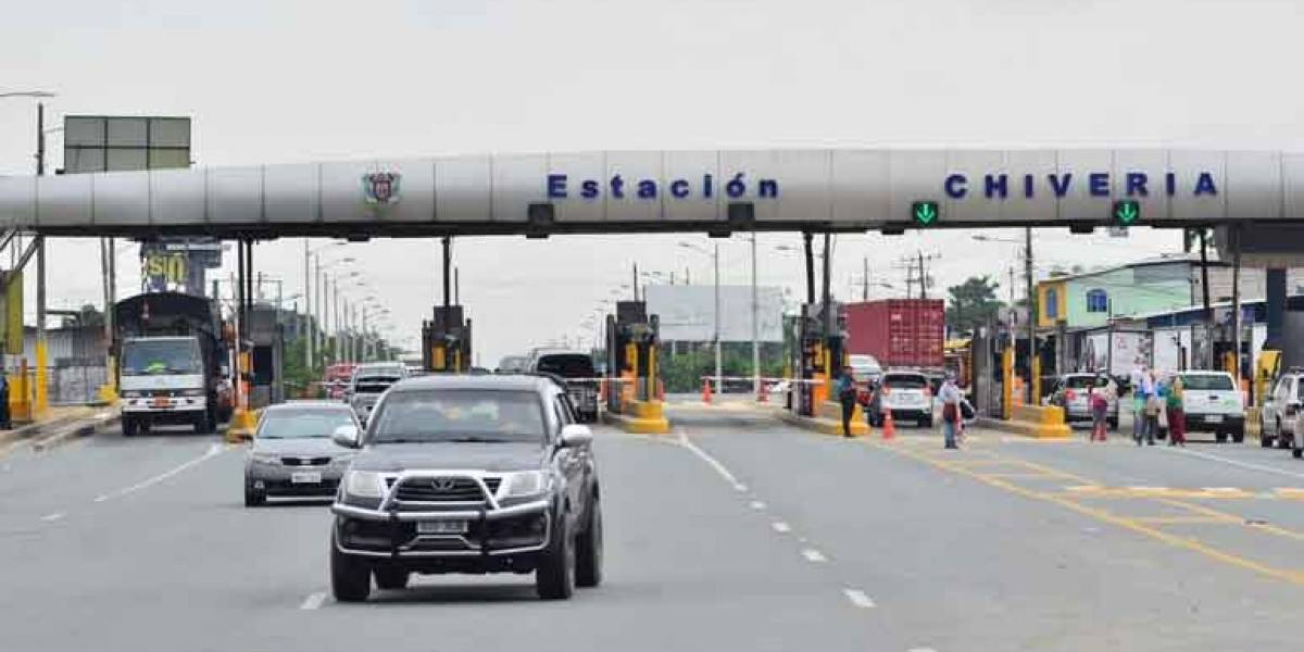 Guayas reanuda cobro en 13 peajes