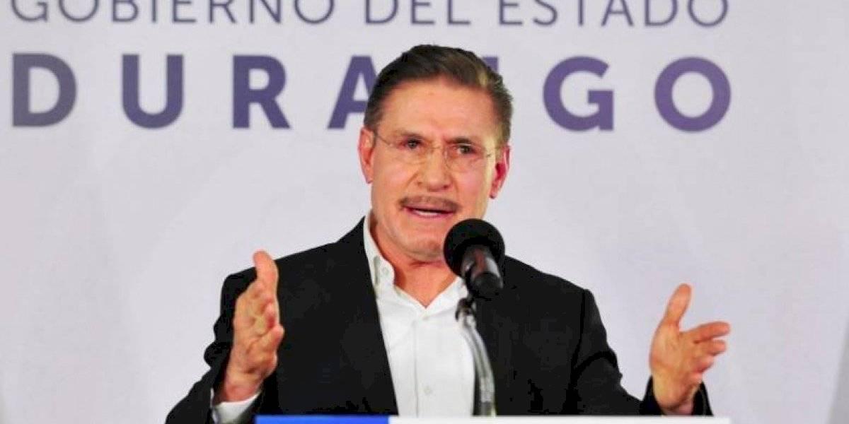 Gobernador de Durango da a conocer que tiene Covid-19