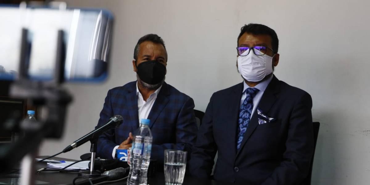 Lenín Mantilla niega acusaciones de sobreprecio y de maltrato a excolaboradores