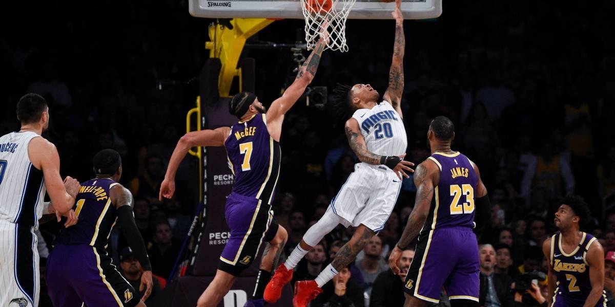 La NBA presentará plan a los jugadores para reanudar la temporada
