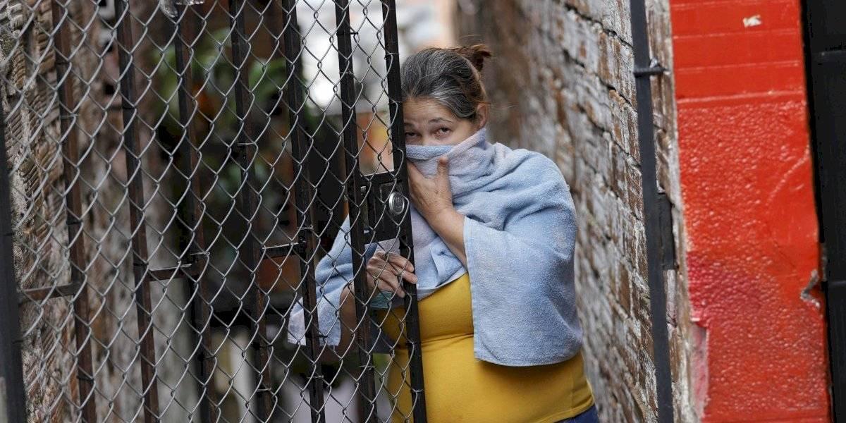 Récord de casos de personas contagiadas por coronavirus y de fallecidos en Medellín