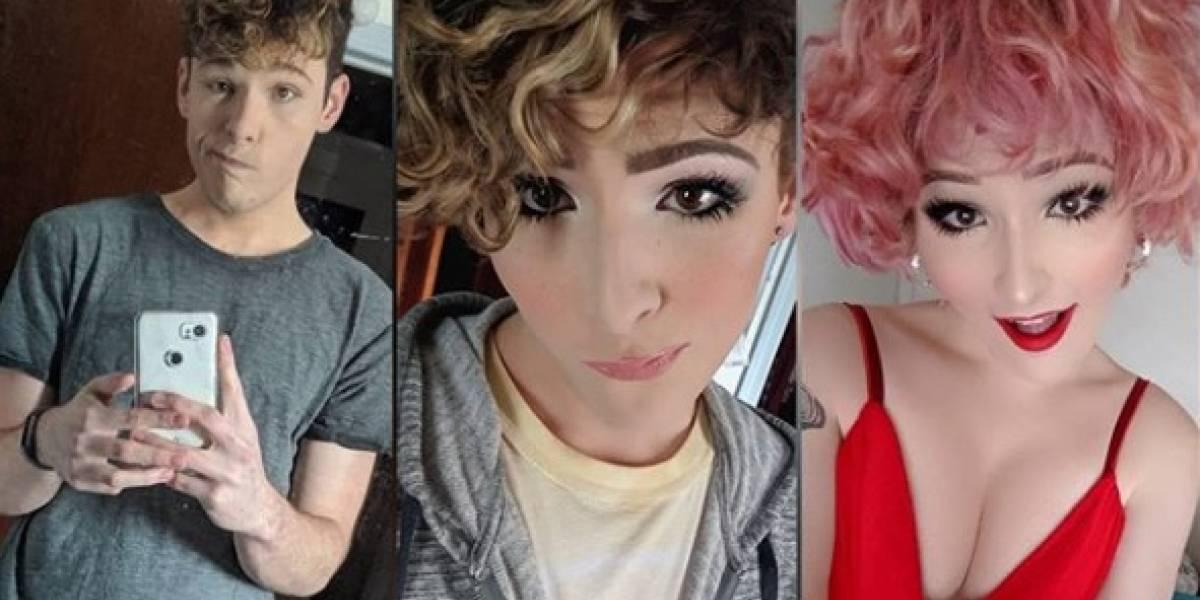Mulher trans compartilha seu processo de transição de gênero no Instagram