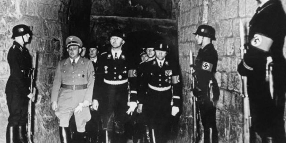 Un diario enigmático tendría la clave para hallar 28 toneladas de oro nazi en Polonia