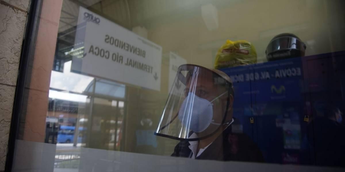 Quito: 11 personas presentaron fiebre y fueron impedidas de usar el transporte municipal