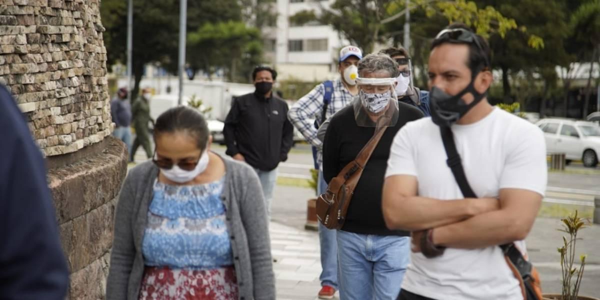 En 24 horas Quito reporta 101 nuevos casos y Guayaquil ocho por COVID-19