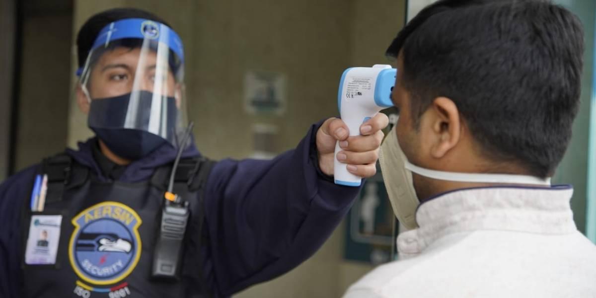 Chillogallo, el sector de Quito con más casos de COVID-19