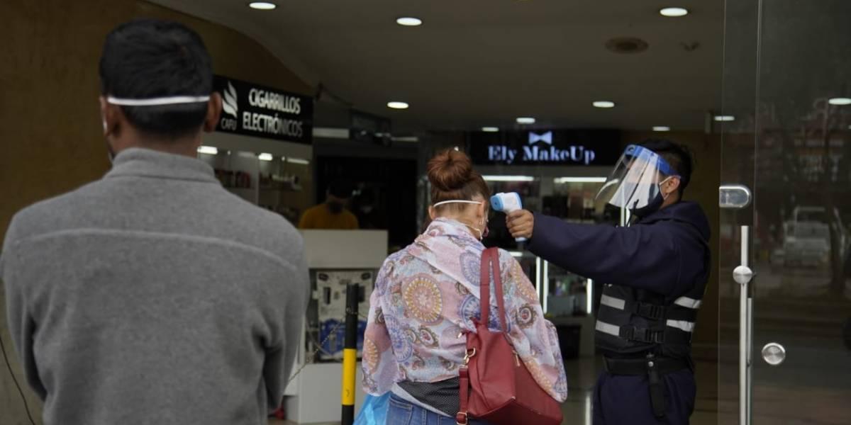 El 32 % de empresas de Ecuador anularon sus ventas en la cuarentena