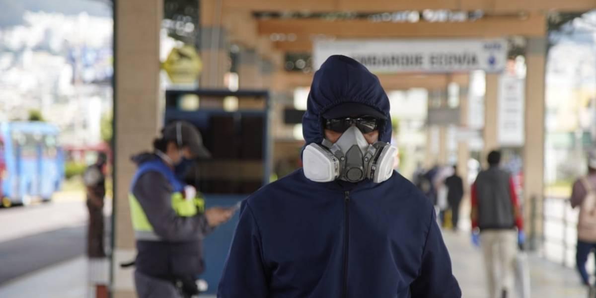 La Sierra es la región con más casos de COVID en 24 horas, la mayoría son en Quito