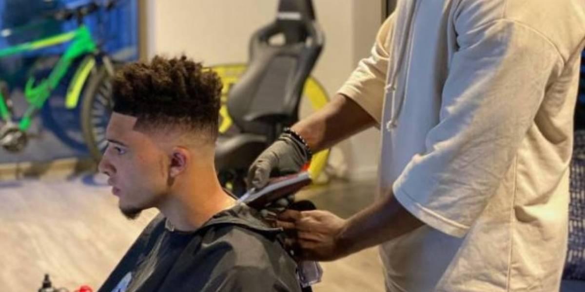 Cinco jugadores del Borussia Dortmund serían sancionados por imprudencia con un peluquero