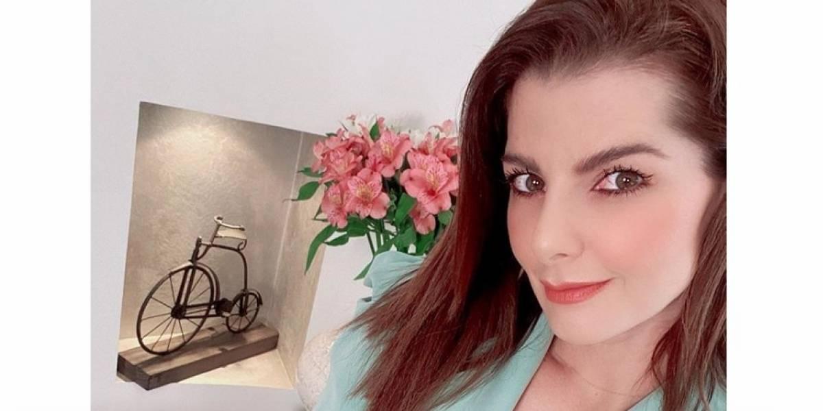 Seguidores de Día a día le hacen sencilla pero insistente petición a Carolina Cruz