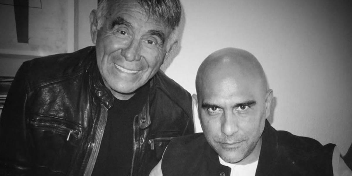 Héctor Suárez Gomís comparte última foto que se tomó junto a su padre