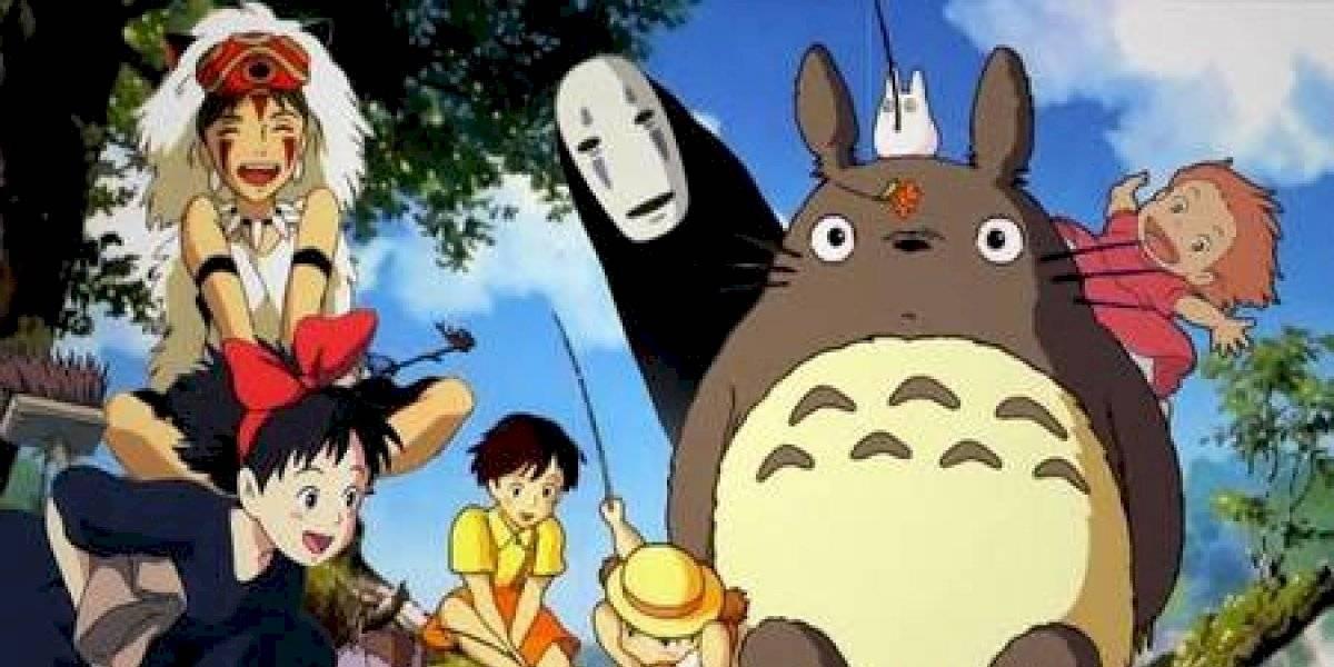 Studi Ghibli presentará su primera película CG en diciembre