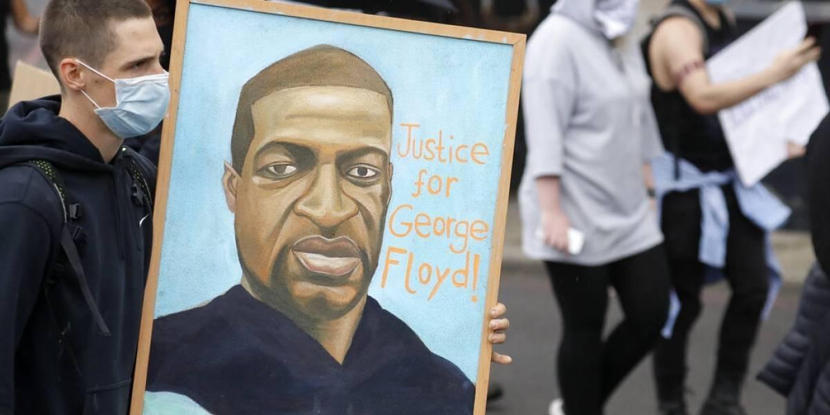 Autopsia revela que George Floyd tenía coronavirus