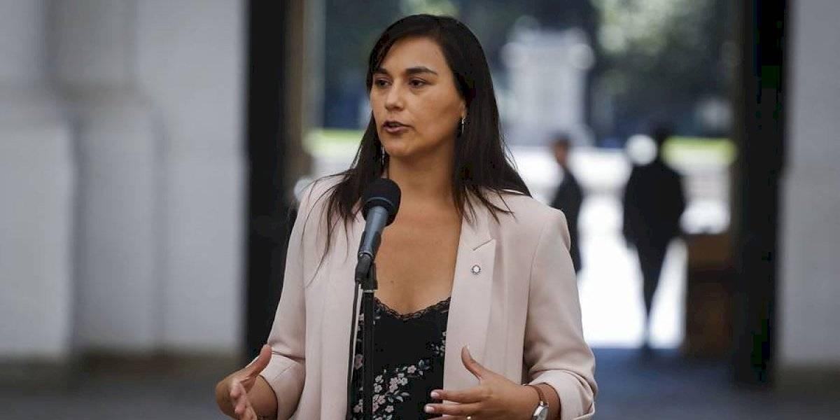 Izkia Siches irrumpe en las menciones espontáneas como presidenciable
