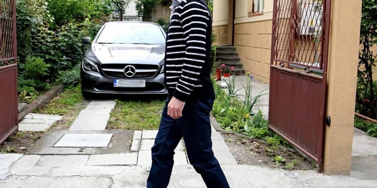 Zapatos raros ayudan a mantener la distancia social